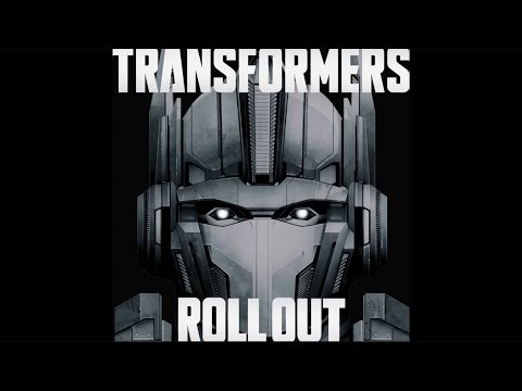 "Transformers ""Roll Out"" by Mount Holly Art Track Music Video"