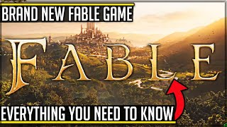 FABLE 4 CONFIRMED - Everything We Know So Far! (Leaks - Gameplay - Rumours) #fable #fable4