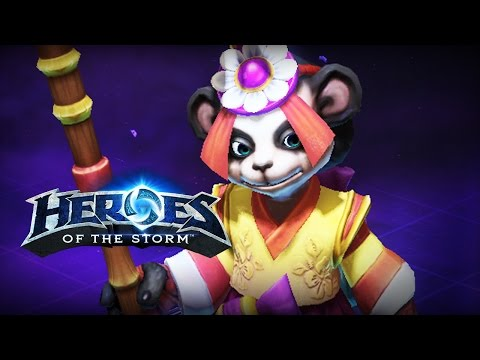 ♥ Heroes of the Storm (Gameplay) - Lili, Ready For Adventure (HoTs Quick Match)
