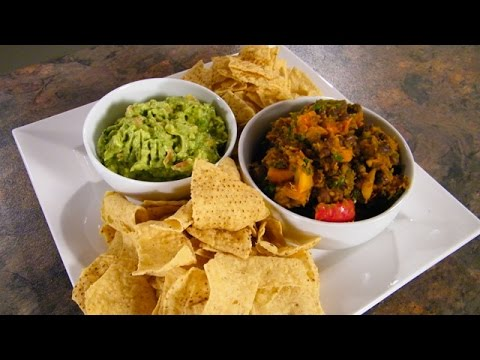 How to cook the best vegetarian Nachos