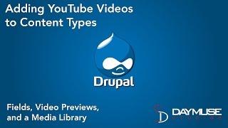 видео drupal media video
