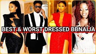 TOP 10 BEST & WORST DRESSED BBNAIJA 2019 HOUSEMATES FOR HEADIES AWARD