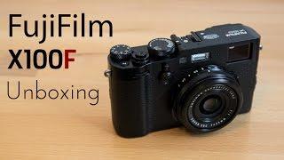 FujiFilm X100F Unboxing