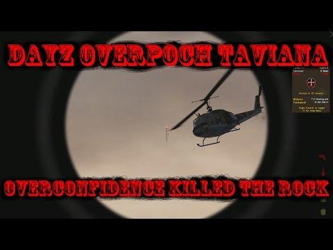 DayZ Overpoch Taviana: Good Plan, Poor Execution