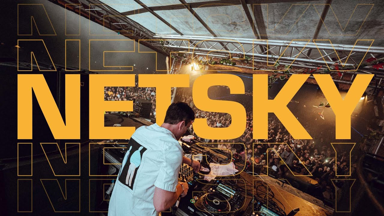 Download Netsky - Let It Roll SAVE THE RAVE 2021 mp3