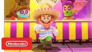 Super Mario Odyssey - Show Floor Demonstration - Nintendo E3 2017