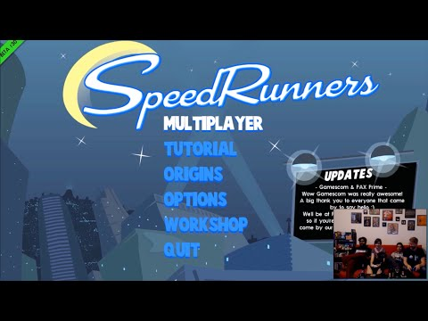 SpeedRunners | Race and Kill Your Friends
