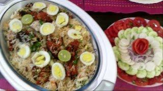 Chicken tandoori Biryani.Special 2 in 1 biryani