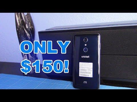 crazy-$150-smartphone!-|-zte-blade-x-max-review!