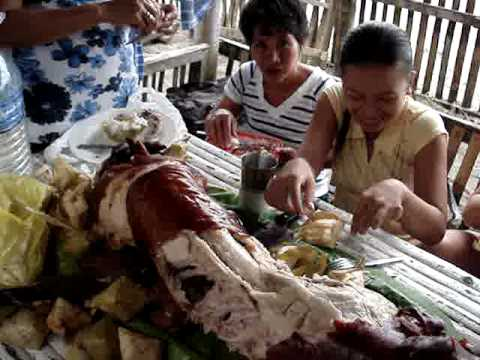 Image result for eating lechon