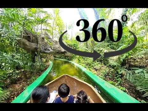 360 Video / Safari World Jungle Cruise / insta360one