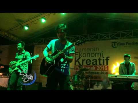 Pontianak Kote Damba'an - Shes Bro (Live) PCC Pameran Ekonomi Kreatif Kalimantan Barat