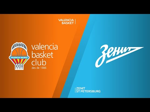 Valencia Basket - Zenit St Petersburg Highlights | Turkish Airlines EuroLeague, RS Round 4