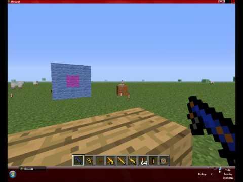 minecraft how to get gun mods