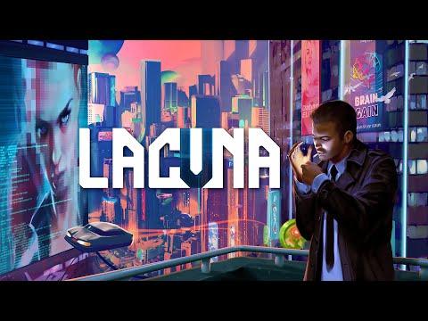 LACUNA – A SCI-FI NOIR ADVENTURE Gameplay |