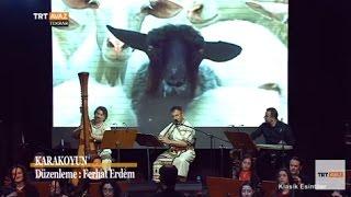 Karakoyun - Enstrümantal - Ankara Filarmoni Orkestrası - Klasik Esintiler - TRT Avaz