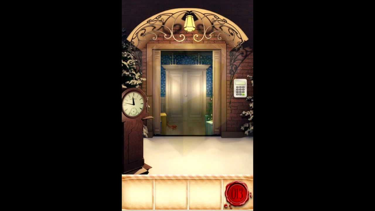 100 Doors Seasons Level 13 Walkthrough Youtube