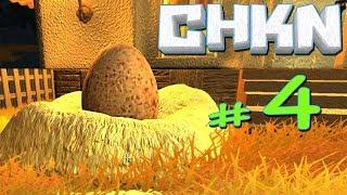 CHKN - Обзор - (04) - Размножаем и приручаем животных. Охота.