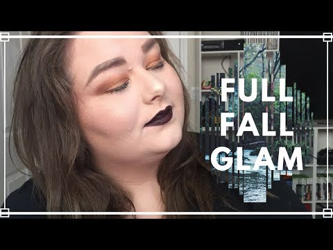 Chatty Get Ready With Me! Easy Full Fall Glam Using the Juvia's Place Saharan Palette!