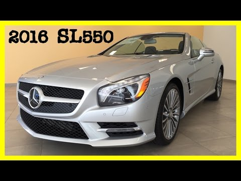 Sl550 Mercedesbenz
