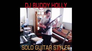 All My Loving (DJ Buddy Holly album Solo Guitar Styles)
