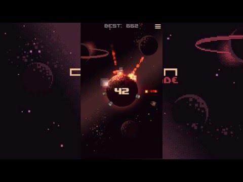 Orbitron Arcade Gameplay