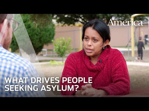America Reports: Why do people seek asylum in the U.S.?