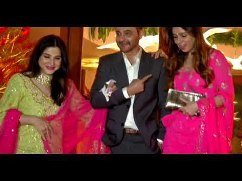 Latest Bollywood News - Sara Ali Khan Attends Saudamini MattuWedding Reception-Bollywood Gossip 2018