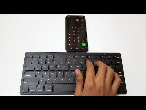 How To Connect Bluetooth Keyboard To Mobile