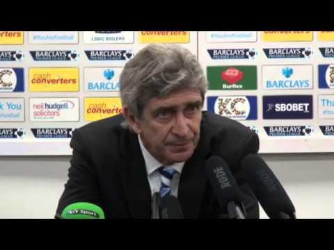 Manchester City 2-0 Hull: Manuel Pellegrini defends Vincent Kompany