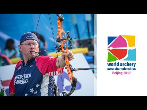 Full session: W1 Finals | Beijing 2017 World Archery Para Championships