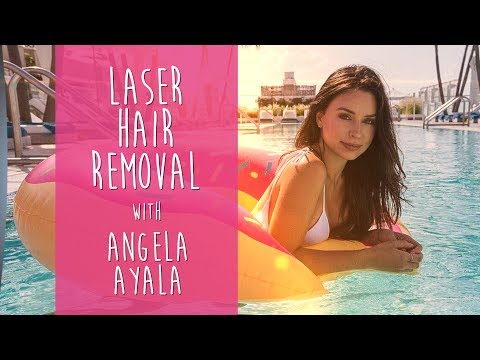 What Does Laser Hair Removal Mean To Me | Angela Ayala | Body Details