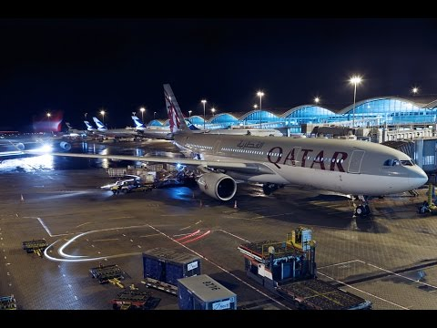 Qatar A330 Business Doha to Male / Flight Review #4 / The Way We Saw It