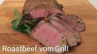 Roastbeef Vom Grill