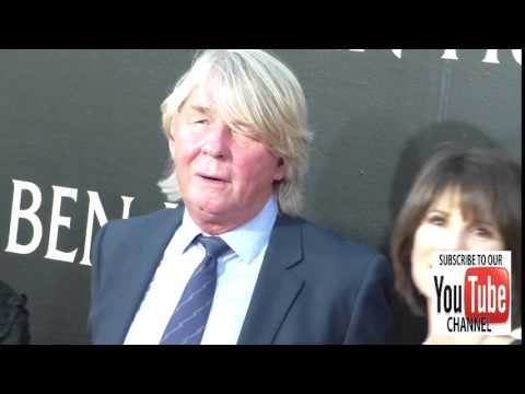 Keith R  Clarke and Joni Levin at the Premiere Of Paramount Pictures' Ben Hur at TCL Chinese Theatre fragman