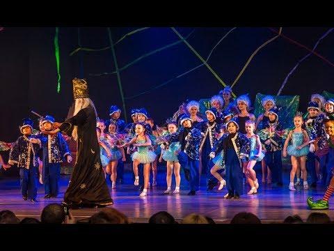 Региональная творческая лаборатория хореографов в Берёзовском