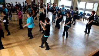 Linedance Mama Loo Teach & Demo