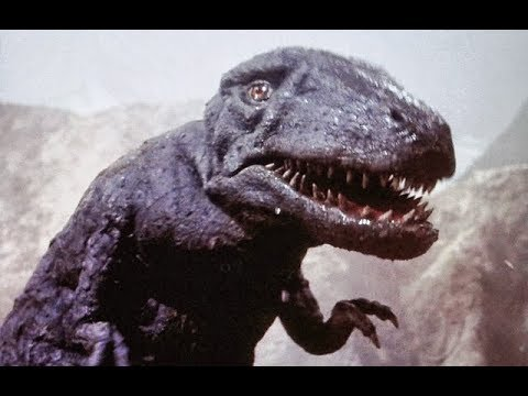 Monster Movie Reviews - The Last Dinosaur (1977)