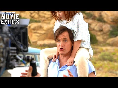 Go Behind the Scenes of The Glass Castle (2017)