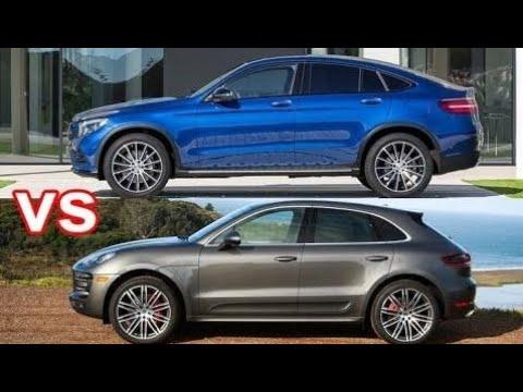 top cars 2017 mercedes benz glc coupe vs porsche macan drive exterior interior youtube. Black Bedroom Furniture Sets. Home Design Ideas
