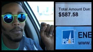 $587.58 For The Utility Bill! Of Course Roommates Refused To Pay! PG&E
