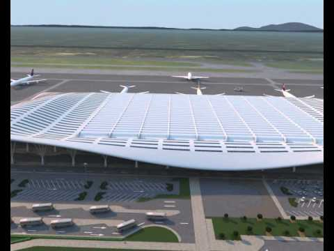 Bengaluru International Airport Terminal 1 expansion virtual walkthrough