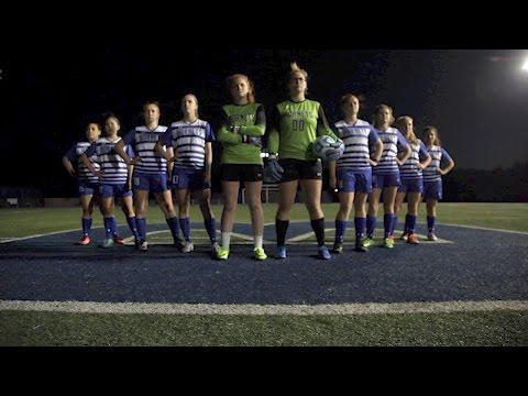 Bryant High School Girls Soccer HYPE 2017