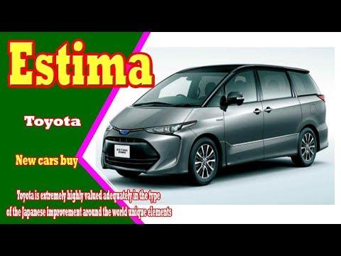 2018 Toyota Estima | 2018 Toyota Estima G | Toyota Estima 2018 | New cars buy.