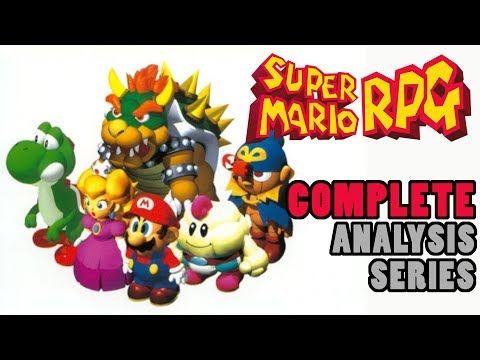 Super Mario RPG: Complete Analysis Series