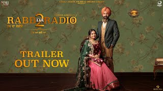 Gambar cover Rabb Da Radio 2 (Official Trailer) Tarsem Jassar | Simi Chahal | Releasing On 29 March 2019