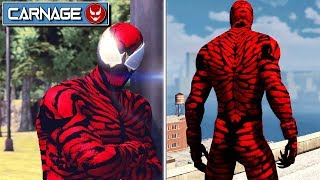 Playing as Carnage - The Amazing Spider-man 2 (PC) Mod