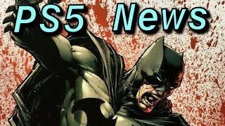 "Batman PS5 Game 2020 - GTA 6 Releasing on PS5 NOT Cancelled ""PS5 News"""