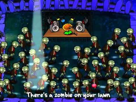 Pflanzen gegen Zombies DIE BELIEBTE MUSIK