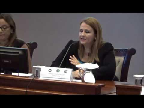 XIV Congreso Mundial de Derecho Agrario. Sra. Vanessa Fisher González